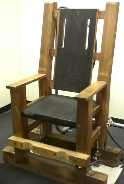 Robert Williams died 11 years ago sitting in Nebraskau0027s electric chair. Itu0027s almost a sure bet he will go down in history as the last man executed in ... & Nebraska Electric chair becoming historical artifact   Local ...