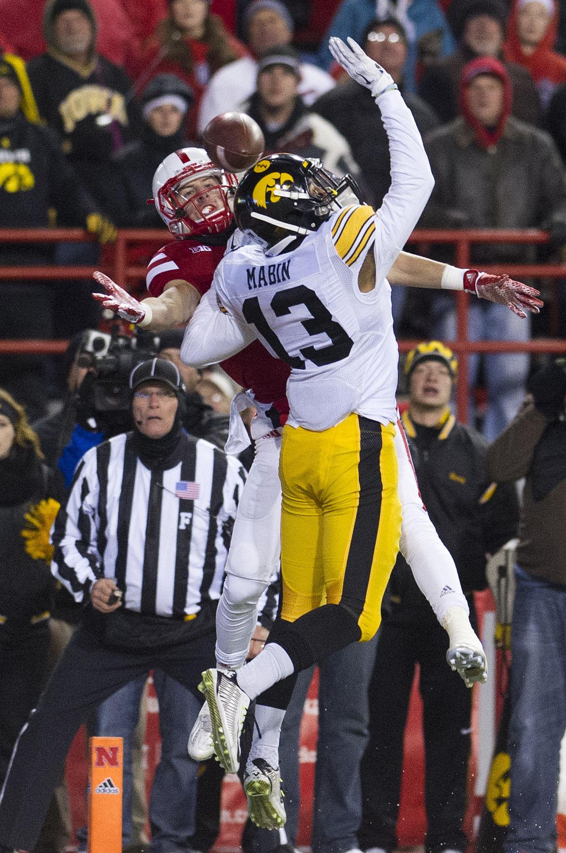 Iowa vs. Nebraska, 11.27.15