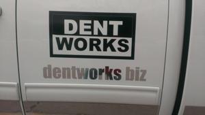 Dent Works Truck