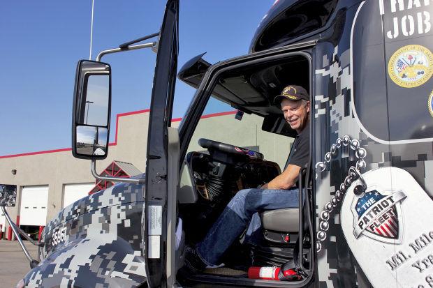 Crete carrier truck driver - 2 part 8