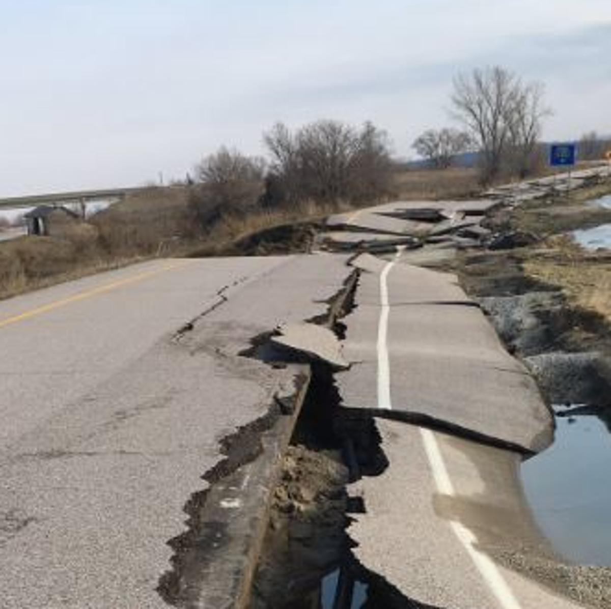 Weeks later, I-29 still closed across Iowa | Nebraska News