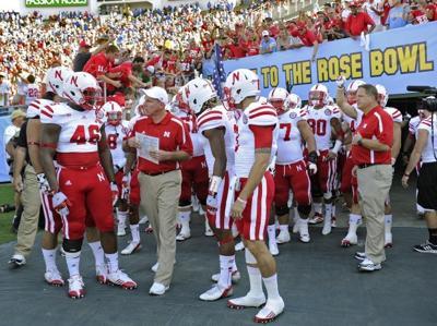 Nebraska vs. UCLA, 9/8/2012