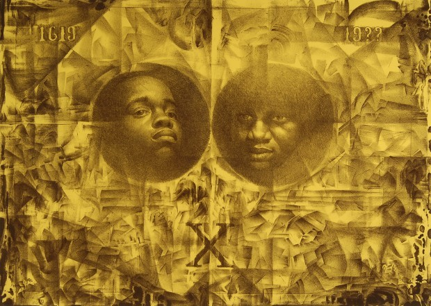 charles white the wanted poster series During the late 1960s, charles white discovered a series of pre-civil war posters advertising slave auctions and rewards for runaway slaves these posters inspired white to create a series of paintings portraying contemporary african americans against a background fabricated from the images of the old wanted posters.