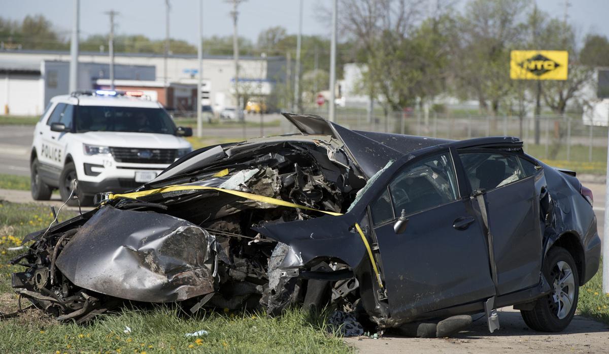 Fatal car accident, 4.26.2019