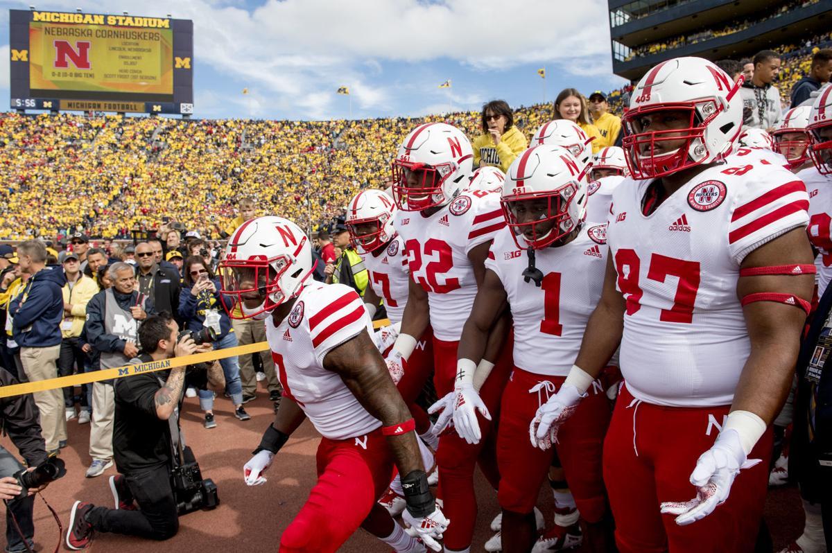 Nebraska vs. Michigan, college football, 9.22.18