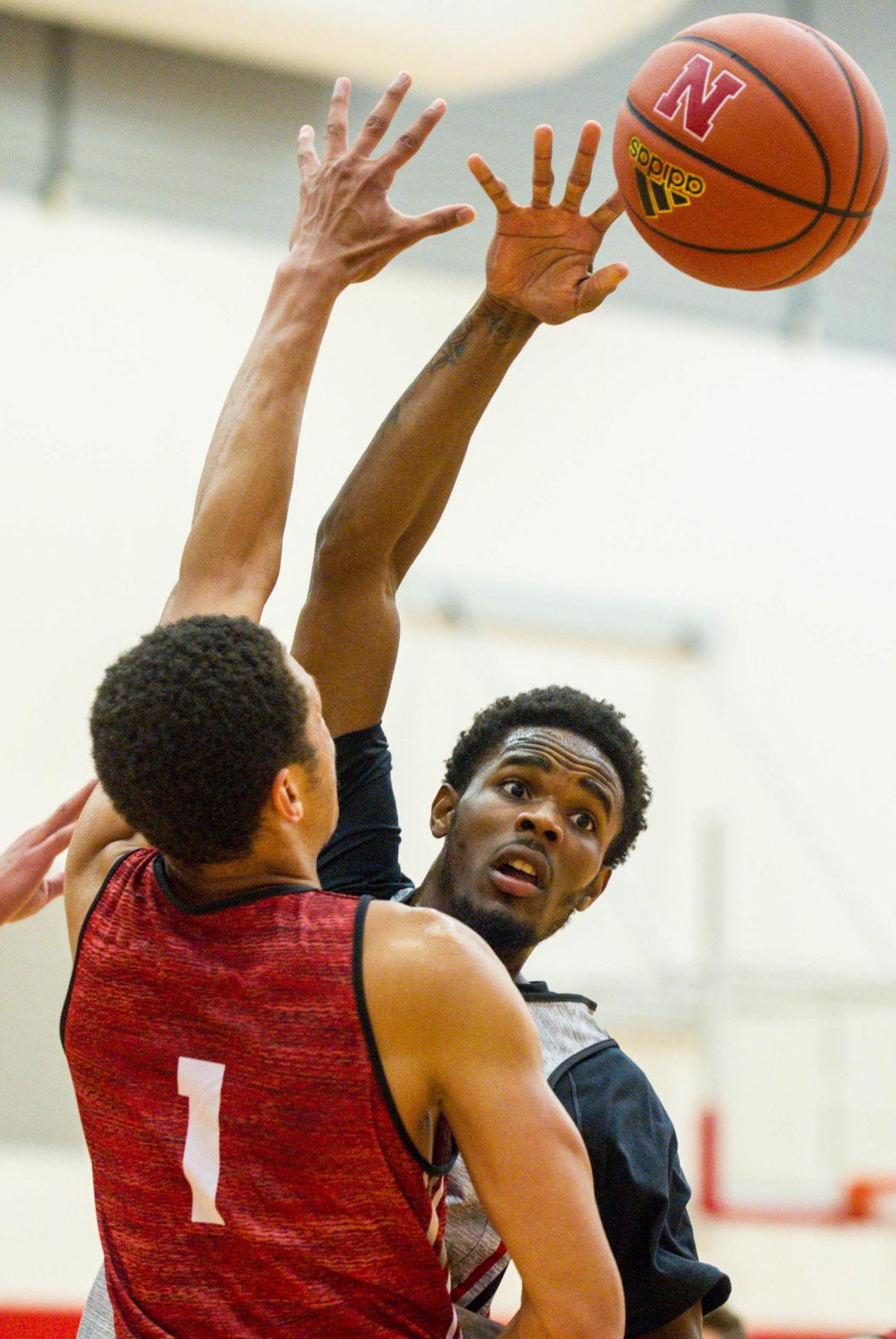 NU Basketball Practice, 07.02.2018