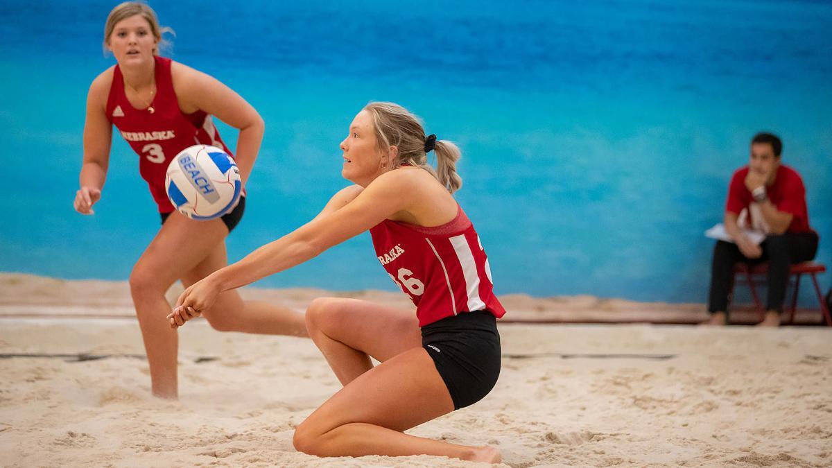 Nebraska beach volleyball to kick off eighth season in Texas