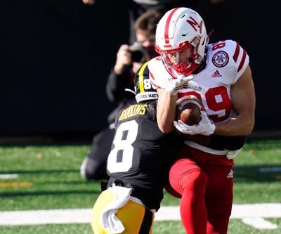 Nebraska Iowa Football