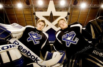 Behind the mask with the Lincoln Stars goaltenders | Stars