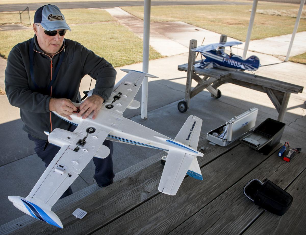 Radio-controlled Airplanes, 11.21
