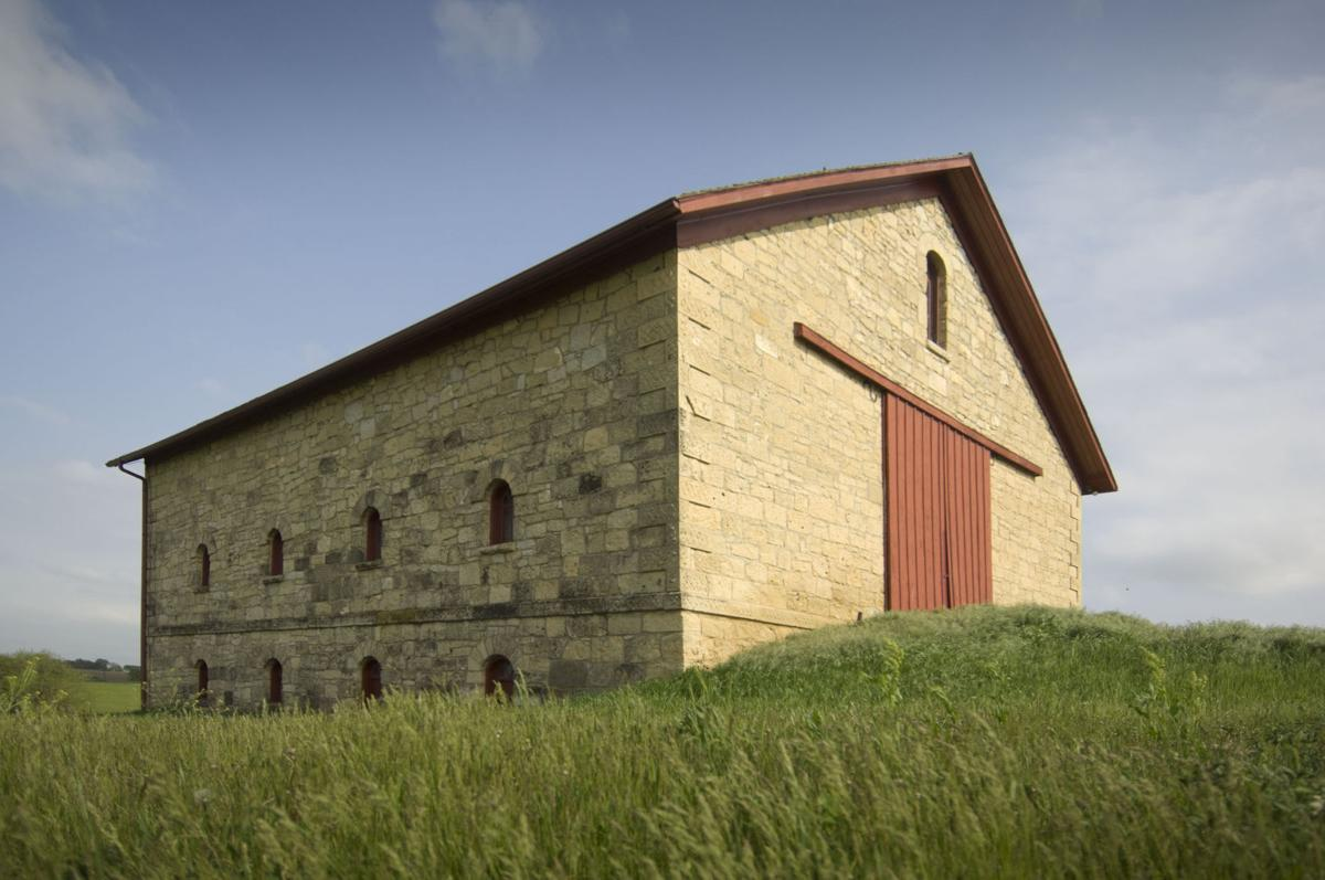 beautiful barns dot the nebraska landscape | photo galleries