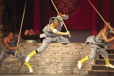 Chinese Warriors