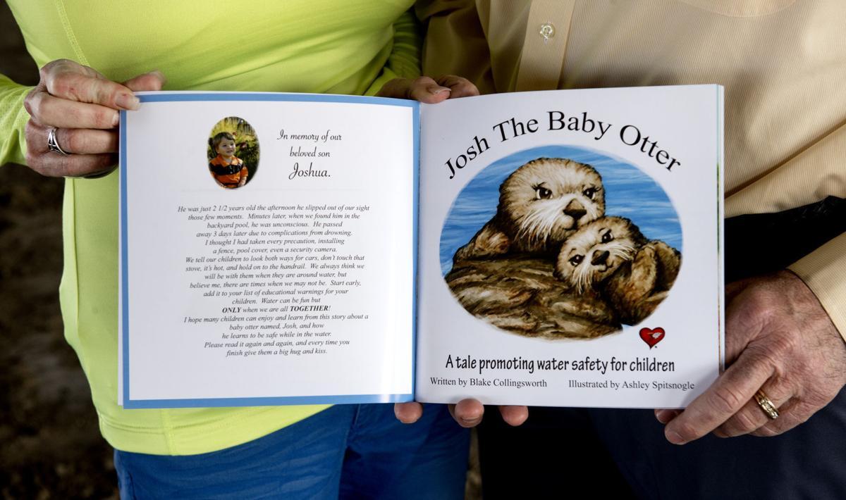 'Josh the Baby Otter'