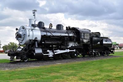 Union Pacific No 561 In Columbus Fully Restored Nebraska News