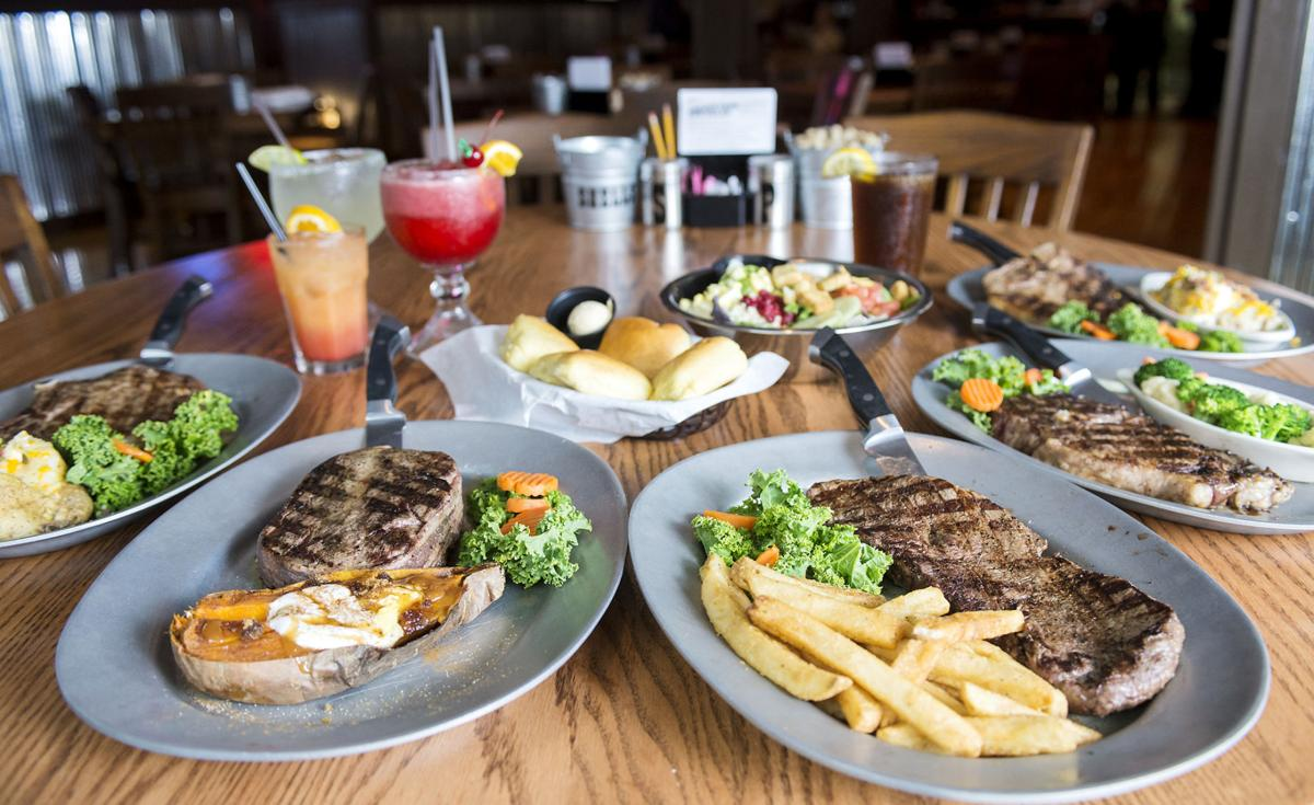 texas t bone gives city new steakhouse dining journalstar com