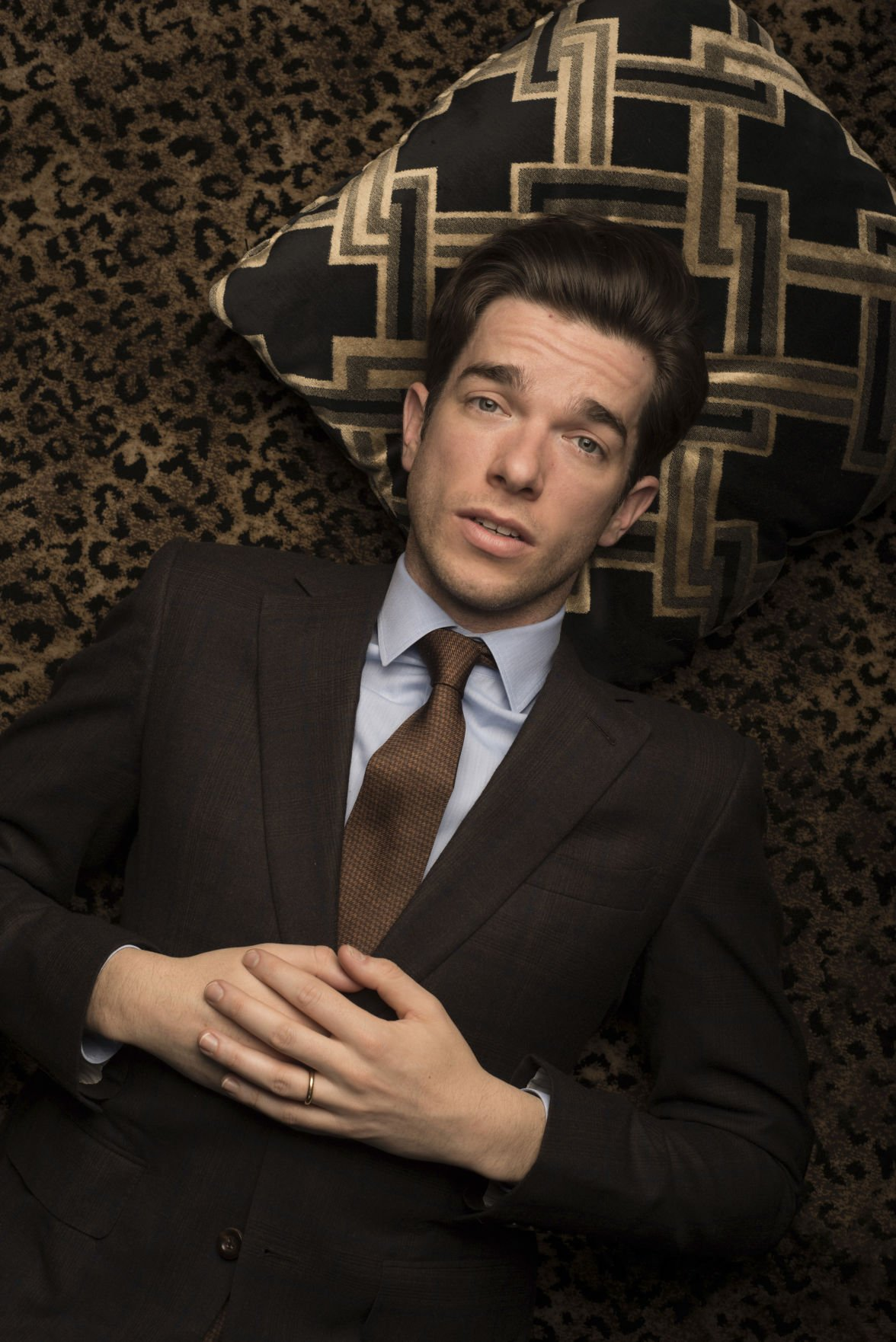 Rococo Headliner John Mulaney Aced Comedy S Latest Test
