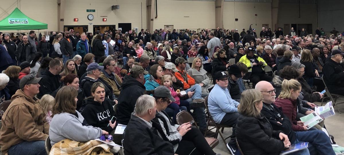 Hundreds gather in Fremont for flood-risk briefing
