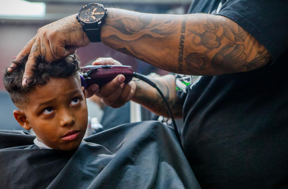 Heading Back To School With A Free Haircut Local Journalstar