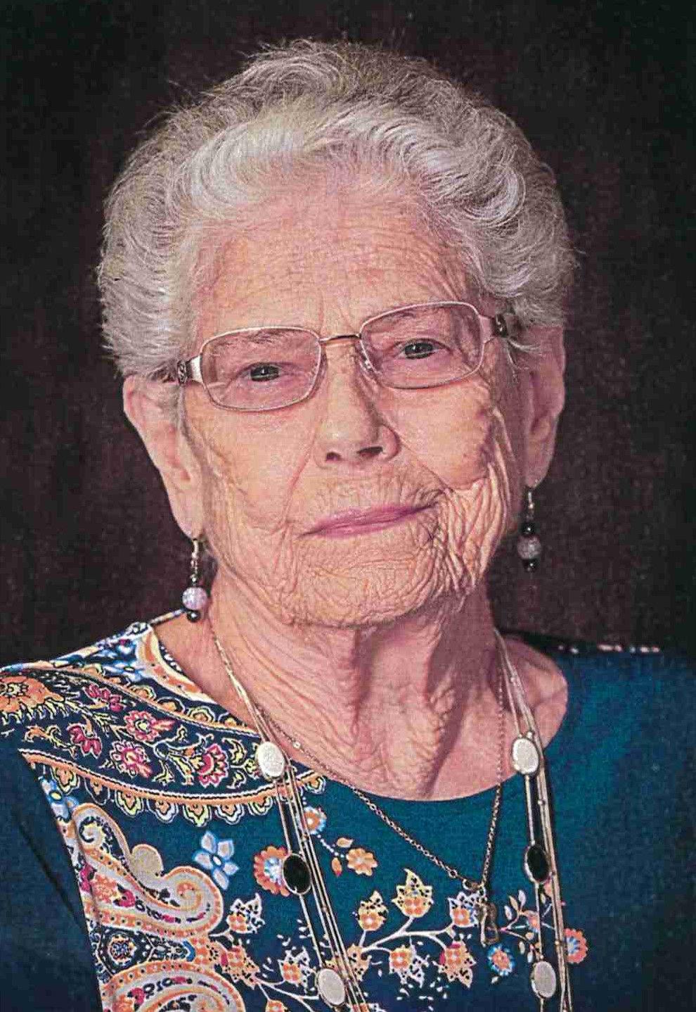 Anna Mae Weddington