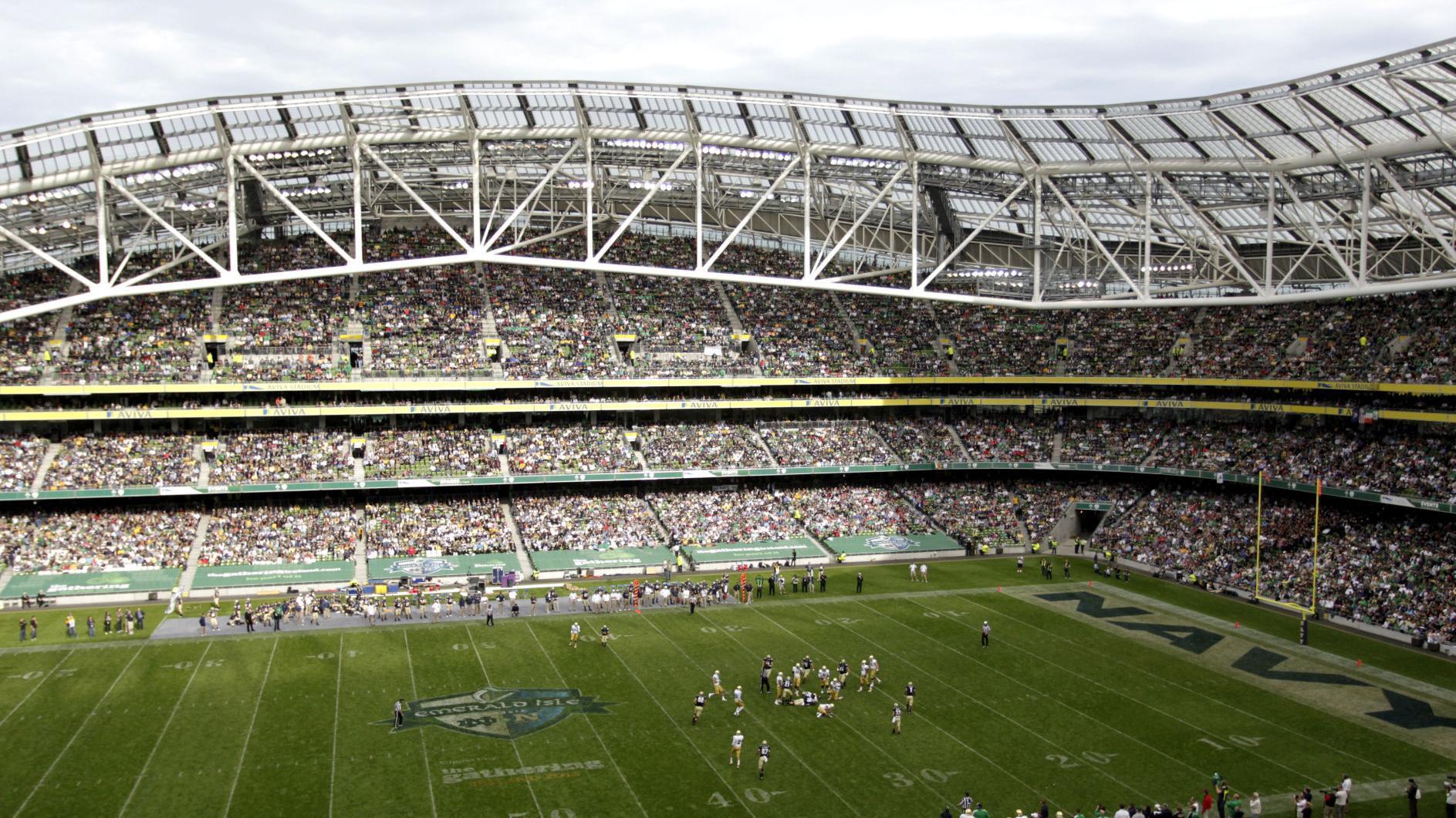 Northwestern Calendar 2022.Sources Plans In Works For Nebraska To Open 2022 Season In Dublin Perhaps Vs Northwestern Football Journalstar Com