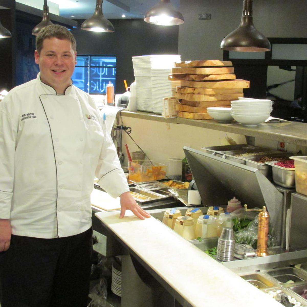 Chef John Benton Brings Changes To Venue Restaurant S Kitchen And Menu L Magazine Journalstar Com