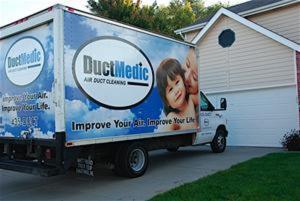 DuctMedic Truck