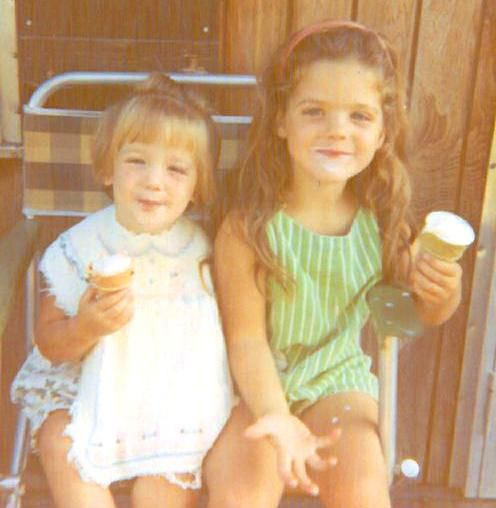 Julie and Shelly Heinz