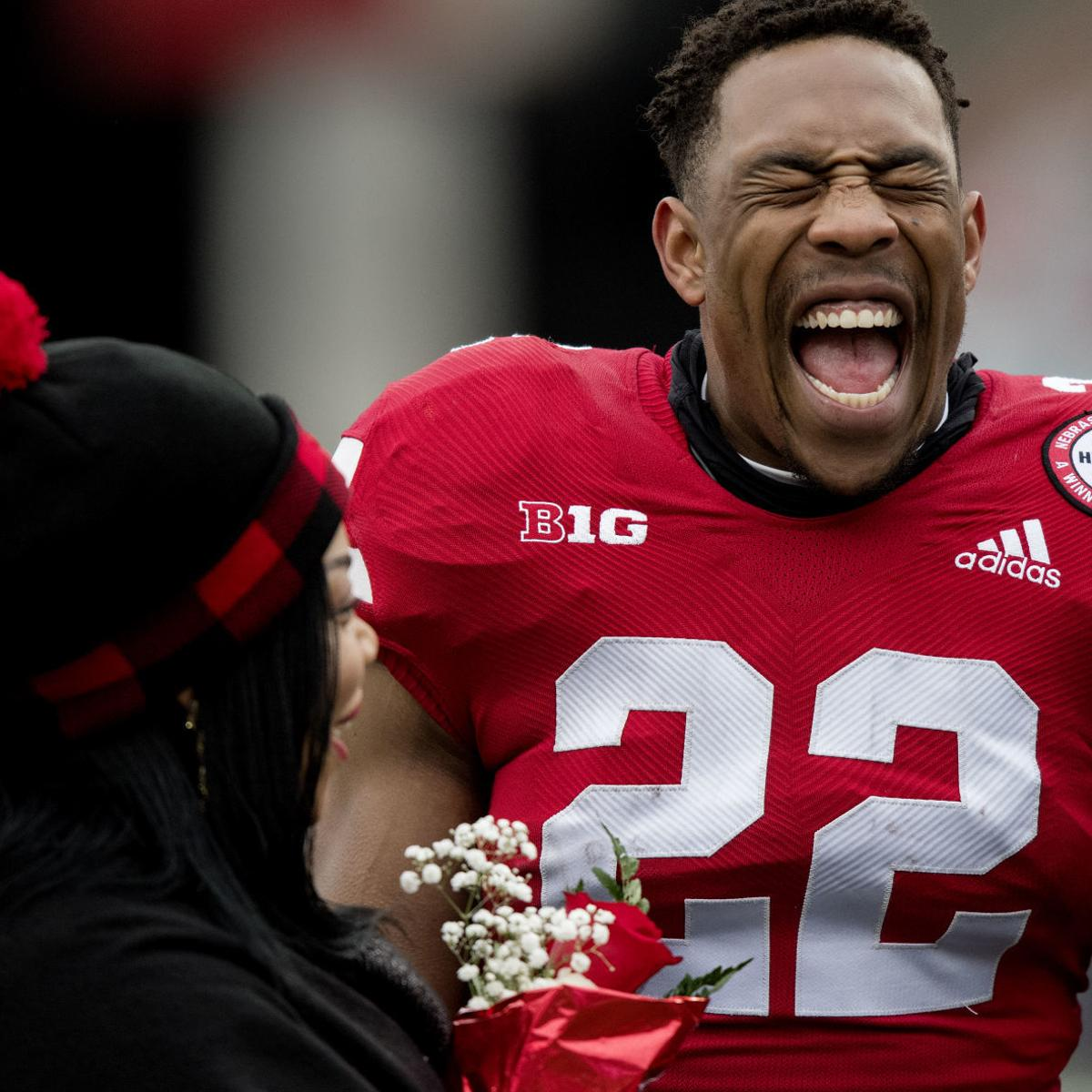 wholesale dealer 69c83 b15c0 Morgan, Ozigbo and Gifford lead list of Huskers to sign with ...
