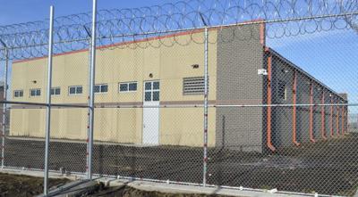 State Penitentiary dorm