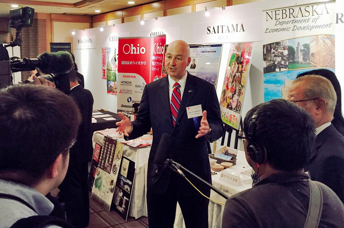 Ricketts in Japan