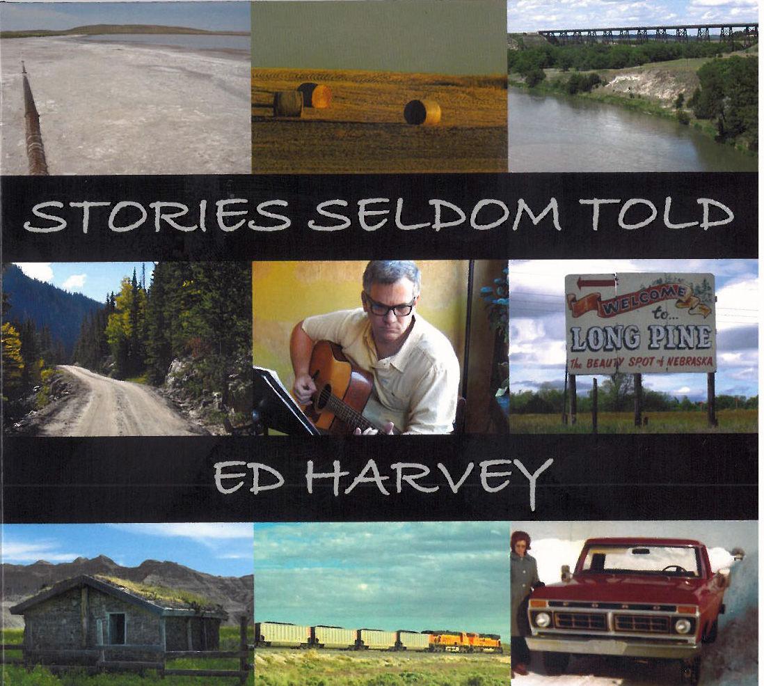Ed Harvey album cover