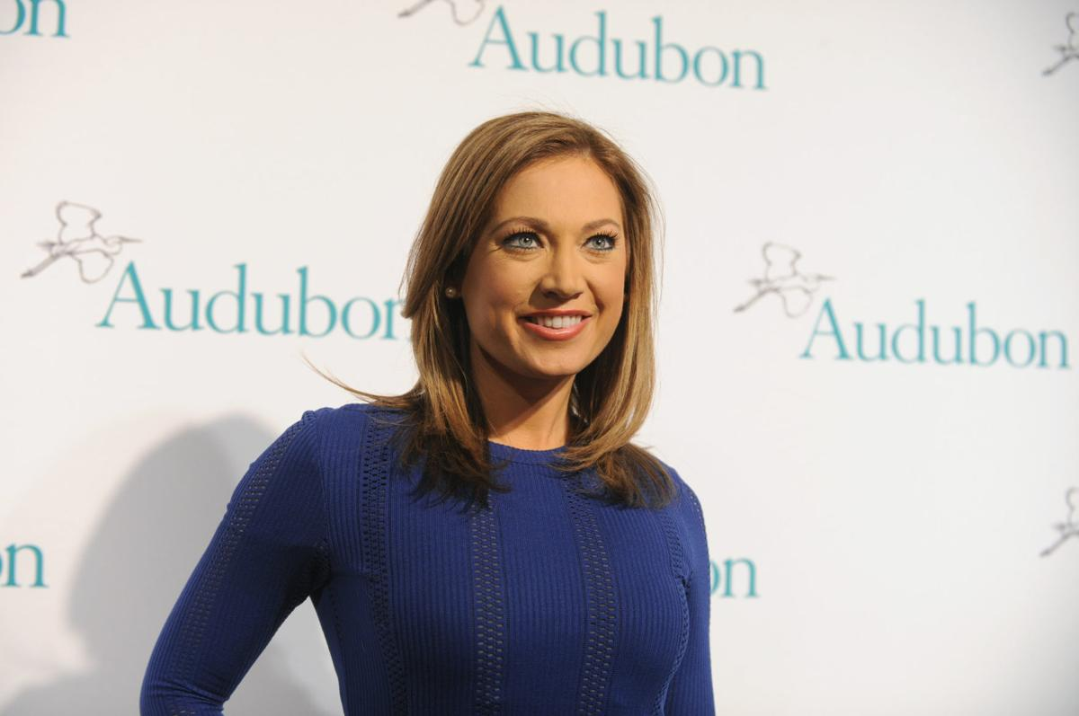 Ginger_Zee_ABC.JPG Courtesy PhotoGinger Zee.