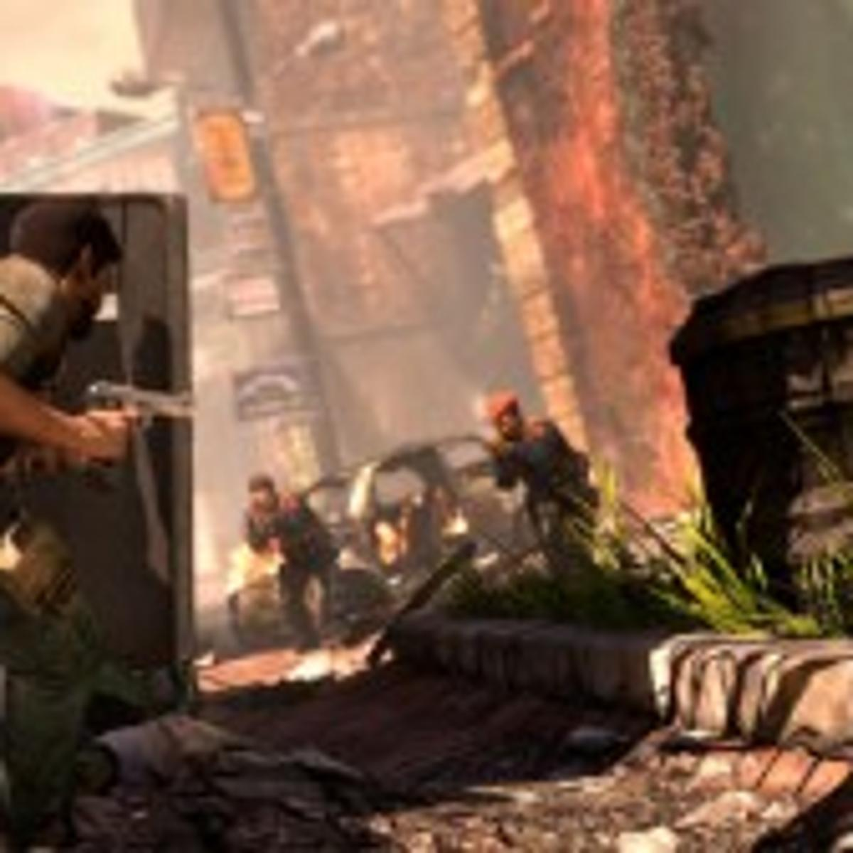 Review Uncharted 2 Among Thieves Is Off The Charts