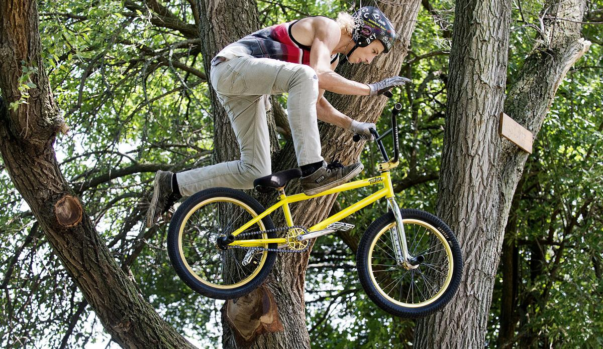 Were Trying To Make History Indoor Bmx Park Rising In Field Of Lincoln Pit Bike Dreams Near Unadilla Local