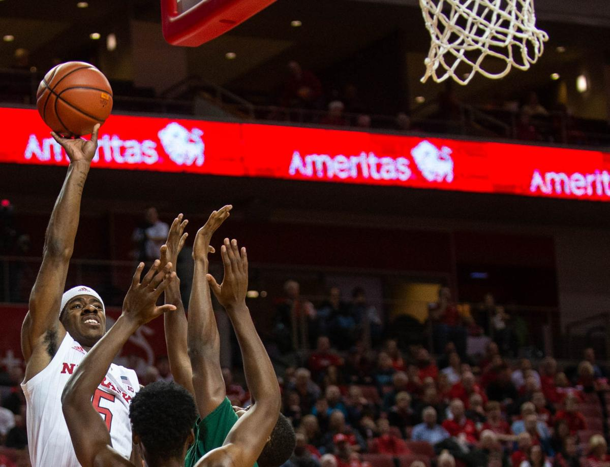 Nebraska men's hoops vs. Mississippi Valley State, 11/6