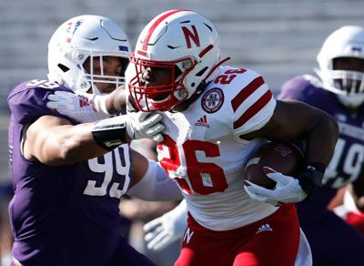 Nebraska vs. Northwestern, 11.7