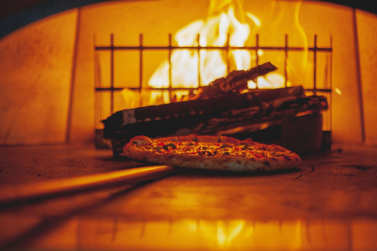 MoMo's Fennel Sausage Pizza
