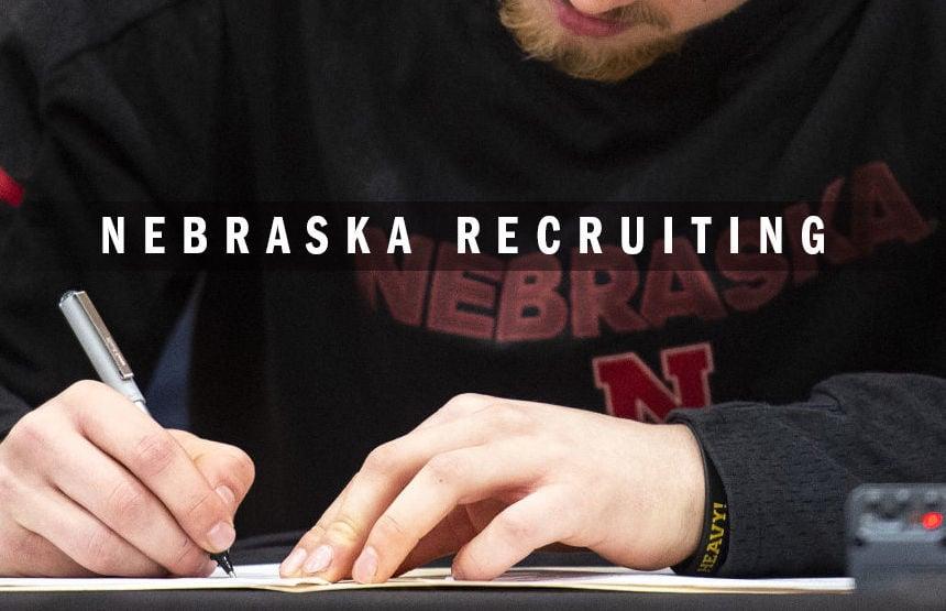 Nebraska football recruiting logo 2014