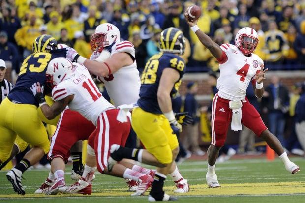 Photos: Nebraska vs. Michigan, 11.9.13   Football