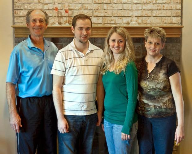 Jim Unger family