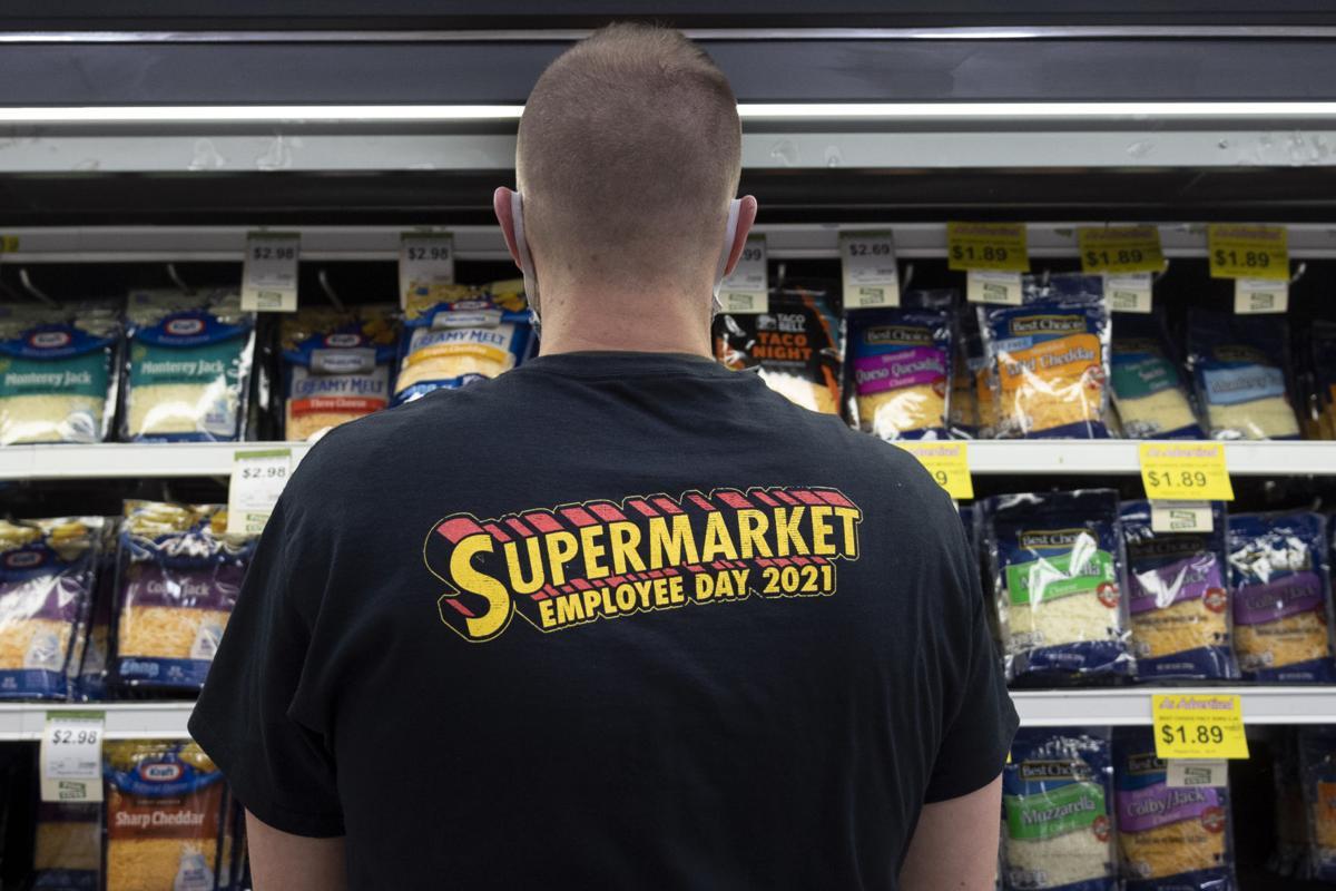 Supermarket Employee Day, 2.22