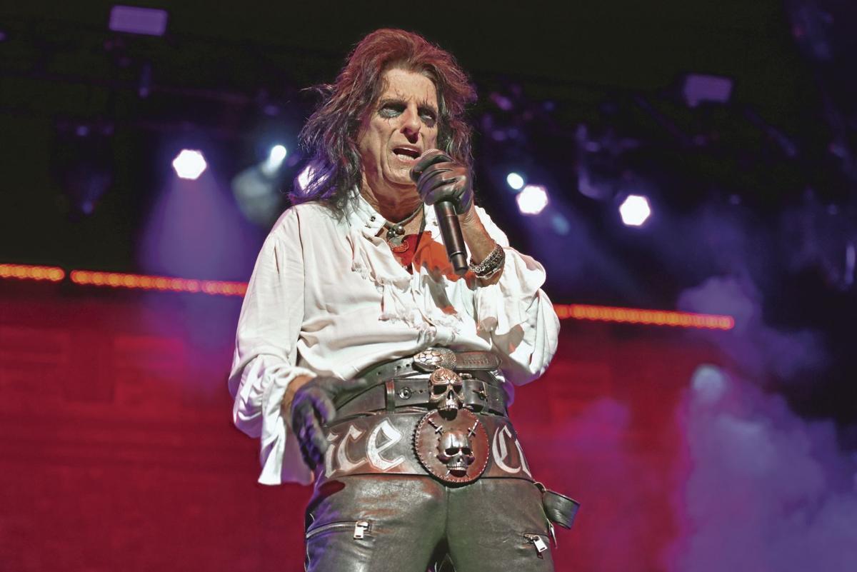 Alice Cooper & Halestorm in Concert - Tinley Park, Illinois