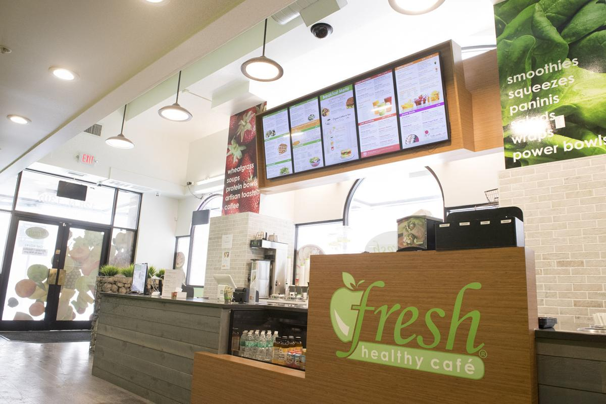 Fresh Healthy Cafe