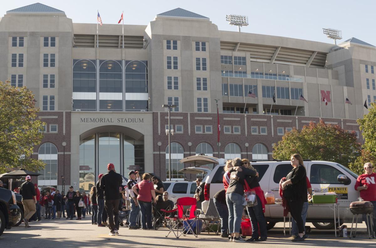 East Stadium tailgate