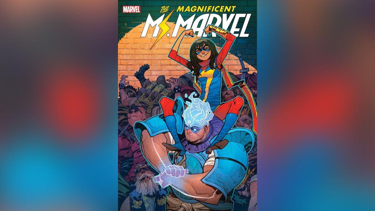 Marvel's newest superhero Amulet an Arab American from Michigan | Entertainment, Republik City News