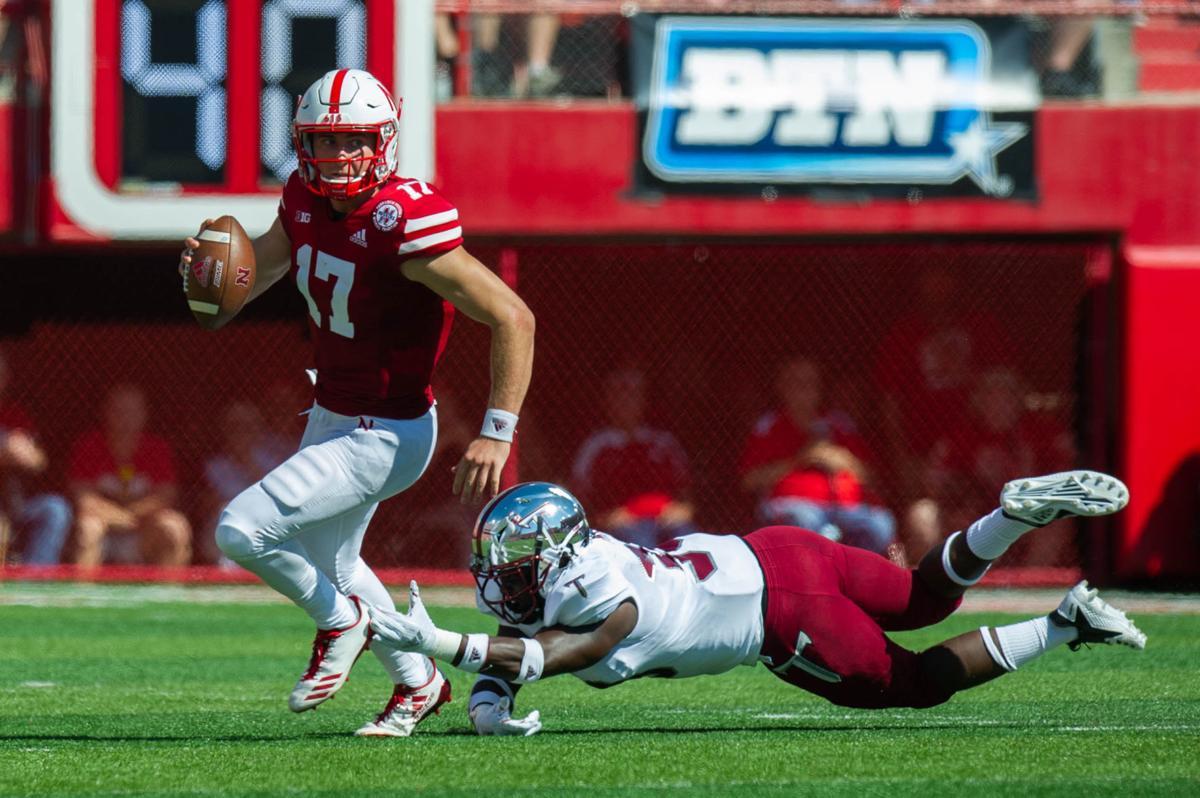 Troy vs. Nebraska, 9/15/18