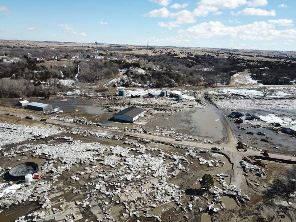Niobrara flooding