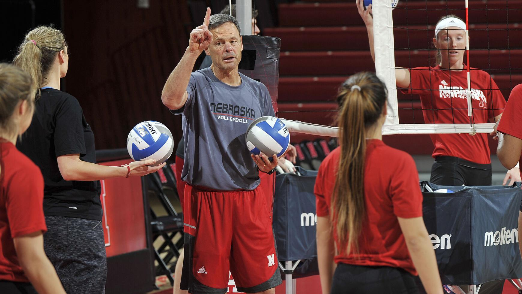 Six Nebraska Players Make All Region Team Cook Named