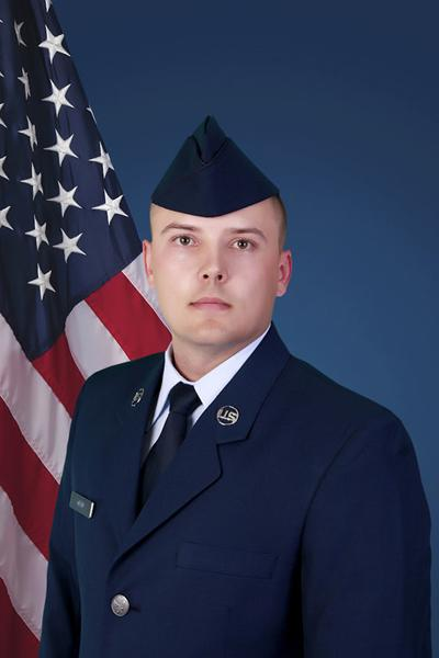 U.S. Air Force Airman 1st Class Derek S. Glen