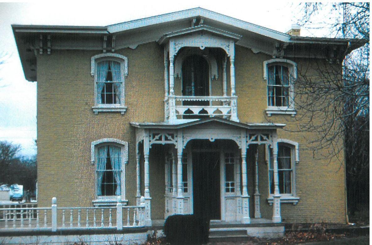 Jim Mckee Turner House Has History In Fremont Nebraska News